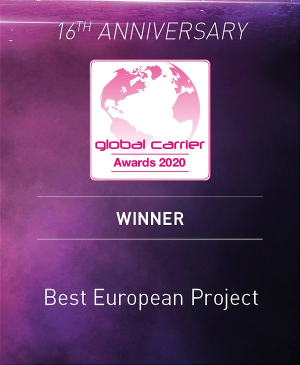 Logo Global Carrier Awards 2020